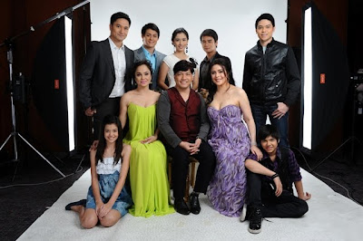 Mula sa Puso remake Cast of characters