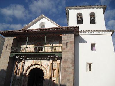 Iglesia de San Pedro de Andahuaylillas