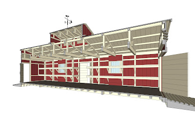 SL300 - Storage Sheds Plans - Garden Shed Plans - How To Build A Shed
