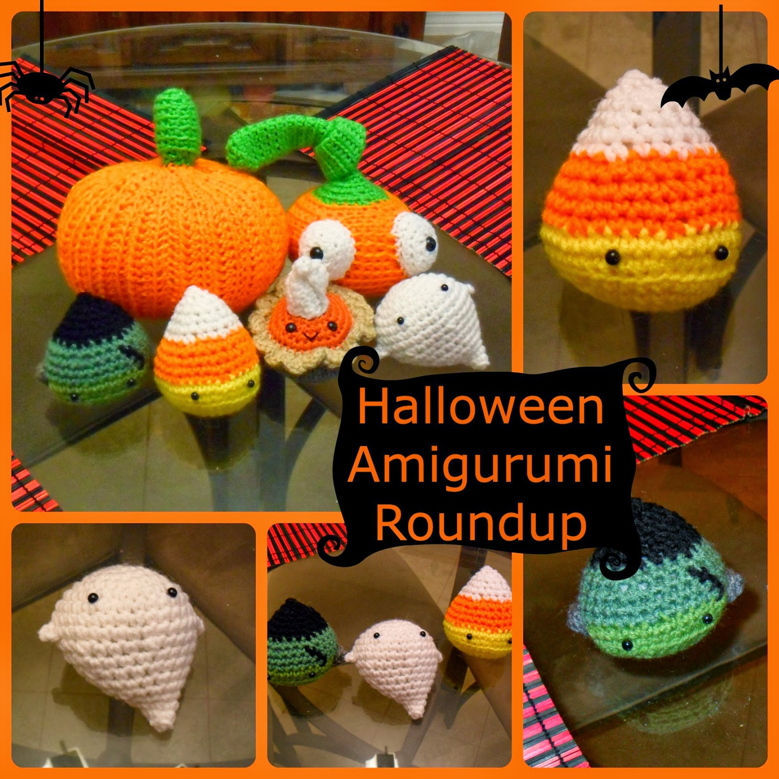 Free Amigurumi Patterns Halloween : Law Student to Life Student: Halloween Amigurumi Roundup ...
