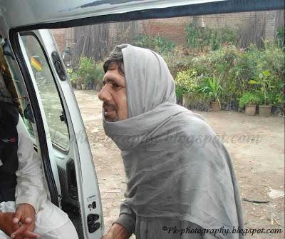 Pakistani Beggar