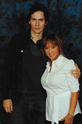 w/ Christian Camargo ~ 2011 Breaking Dawn Convention