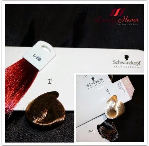 naoki yoshihara orchard schwarzkopf hair colours review