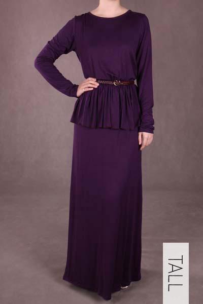 Poplook Peplum Dress
