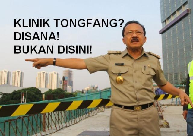 Plesetan Lucu Klinik Tong Fang