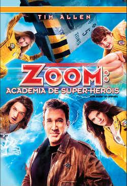 Zoom: Academia de Super-Heróis Dublado Online