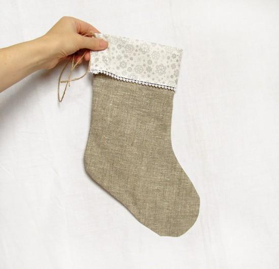 Christmas Stocking, рождественский носочек