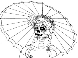 Makeup Coloring Pages To Print