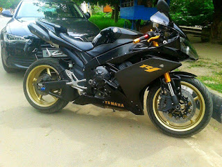 Yamaha YZF R1 Used
