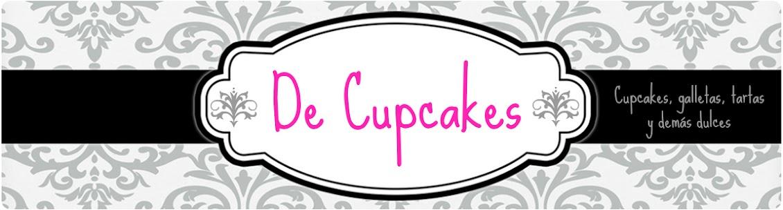 De Cupcakes.