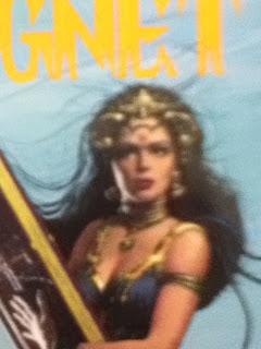 horns mckillip cygnet sorceress