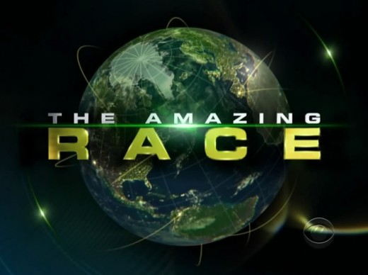 InkSpot  The Amazing Race
