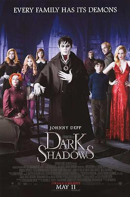 Watch Dark Shadows 2012 Hollywood Movie Online | Dark Shadows 2012 Hollywood Movie Poster