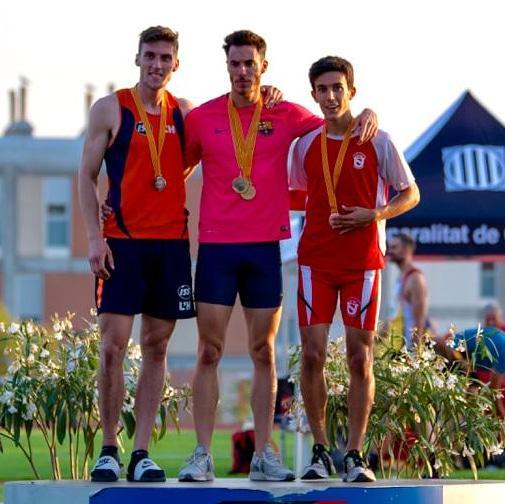 Bronze Campionat de Catalunya Absolut 2019