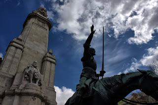 Cervantes y Quijote