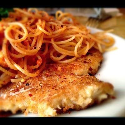 ... Recipe Blog: Cheesecake Factory Copycat Crusted Chicken Romano