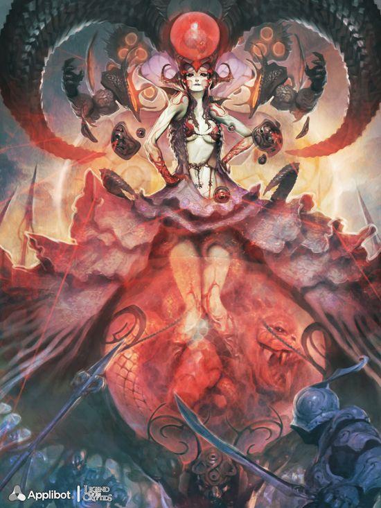 Reynan Sanchez ilustrações fantasia games Zita, a dobradora dimensional