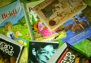 buku yang disukai anak-anak