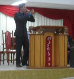 Predica  na Igreja ADRS