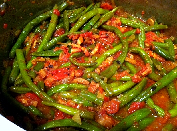 pioneer woman s spanish green beans source adapted from the