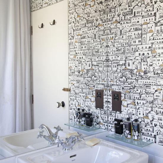 4 maneiras de decorar um banheiro minúsculo