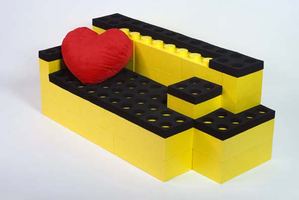 LEGO Blocks Furniture
