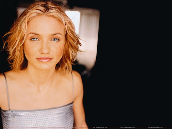 Cameron Diaz simple wallpaper