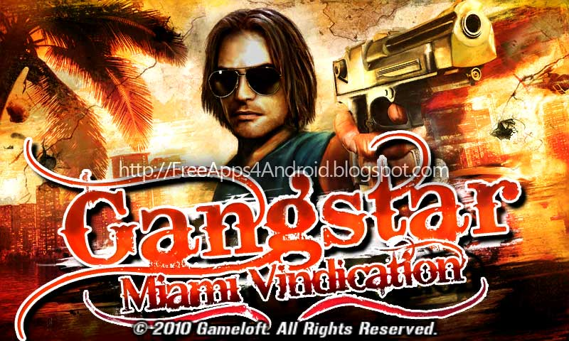 Gangstar: miami vindication (iphone) - 2