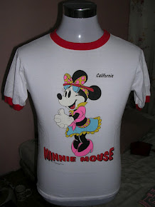 VINTAGE MINNIE MOUSE RINGER