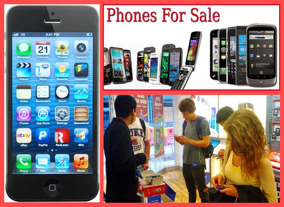 Buying and Selling Cell Phones