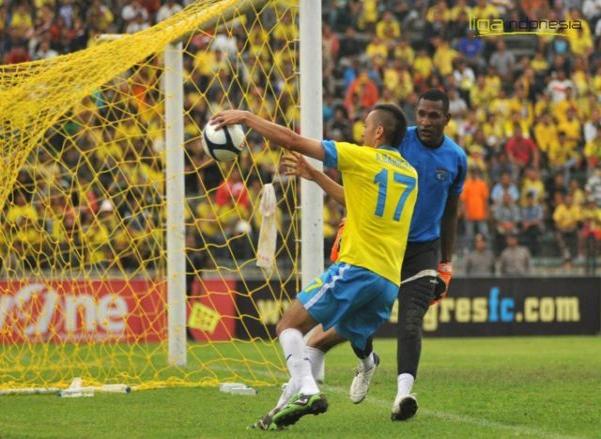 Hasil Pertandingan Persepam MU Vs Gresik United Skor 0-0