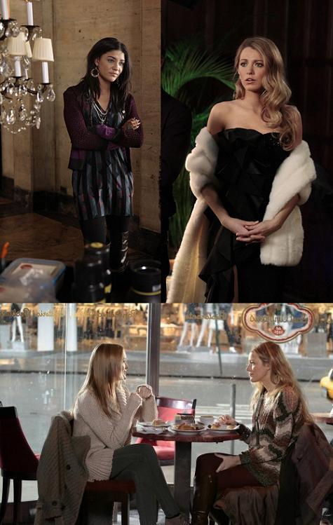 gossip girl  season 4 - sneak peek