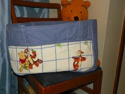 winnie the pooh diaper bag