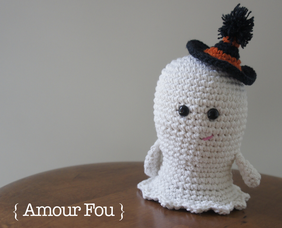 Crocheting Lessons Near Me : Amour Fou Crochet }: { Getting ready for Halloween... }