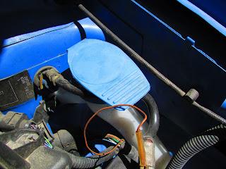liquido limpia parabrisas coche