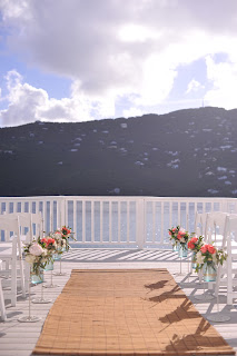 Sand Dollar weddings St. Thomas