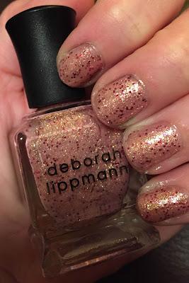 Deborah Lippmann, Deborah Lippmann Mermaid's Kiss, nails, nail polish, nail lacquer, nail varnish, manicure