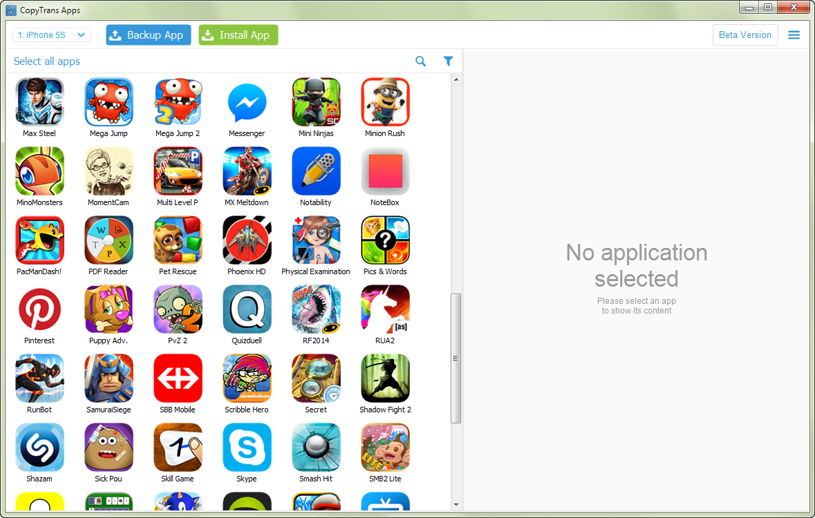 how to transfer iphone apps to pc iphone contacts
