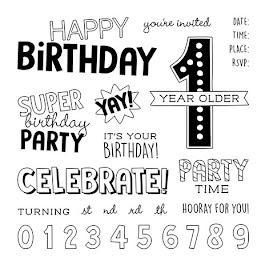 March SOTM- Birthday Time