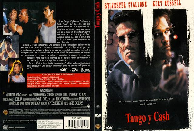 Tango y Cash Dvd