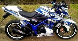 foto modifikasi motor honda cb150r