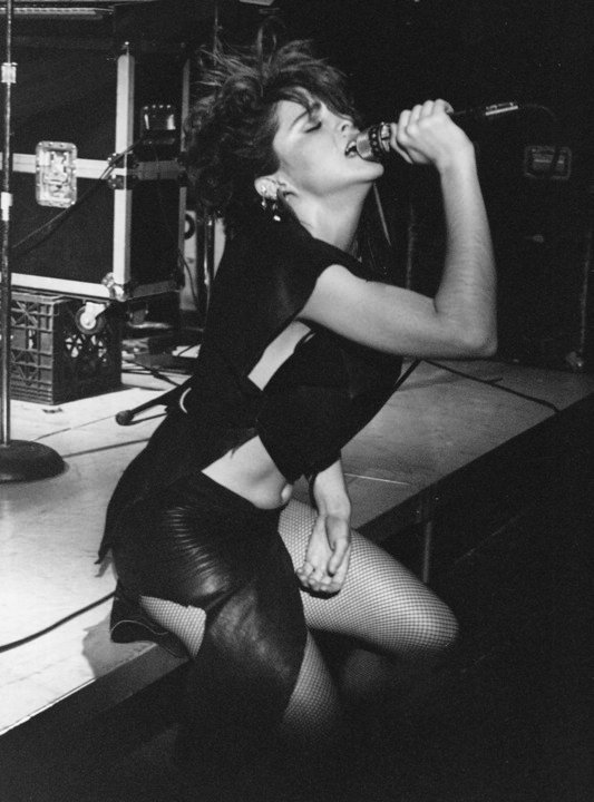 madonna,1981,back when she was cool and just wanted to dan… | Flickr