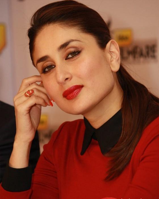 Kareena Kapoor At A Press Conference For The Th Idea Filmfare Awards