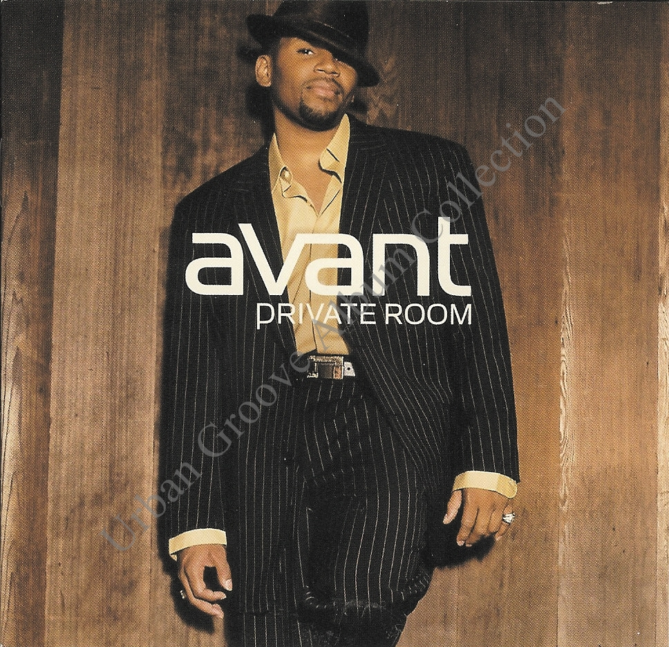 Avant Private Room Tracklist