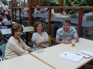 Encontro Barbosa Sandoval em Campinas , SP , aos 05/06/2012