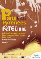 Pau Pyrénées Fête le livre 2013