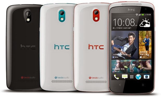 Complete list of HTC Android Devices