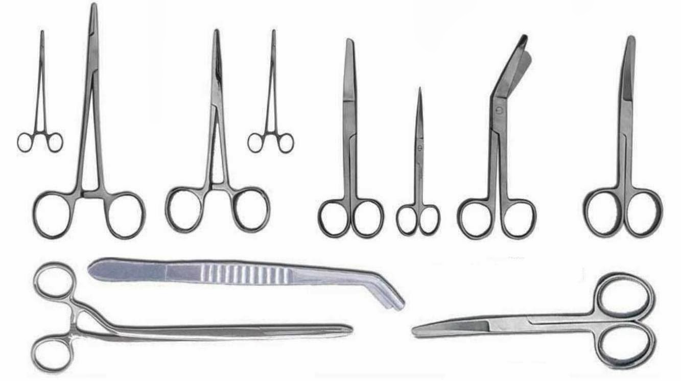 surgical instruments What is the secret behind the development, manufacture, and distribution of over 16,000 exclusive surgical instruments - products whose design and impeccable quality truly set them apart from all the other instruments.