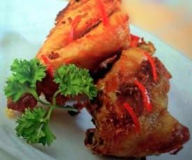 resep cara membuat ayam goreng enak