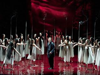 Conciertos (no mahlerianos) y ópera 1